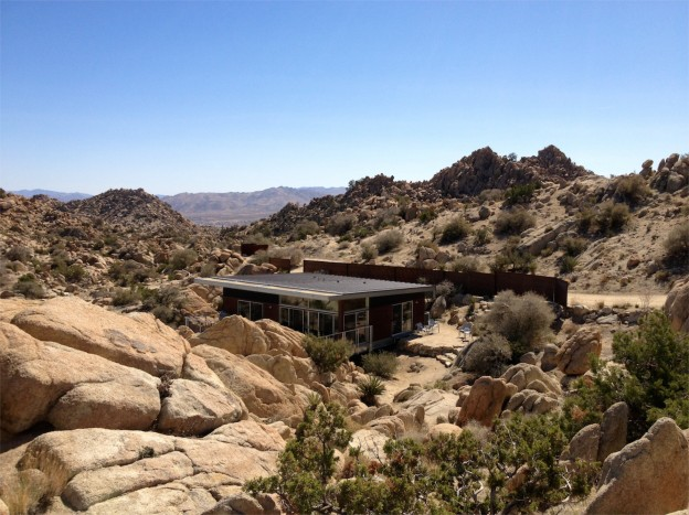 Rock Reach House in Yucca Valley, California